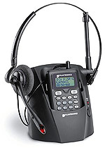 CT-12 Cordless 2.4 Ghz headset amplifier & remote keypad