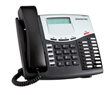 550.8620 2 Line display IP Inter tel telephone