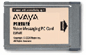 Avaya Partner PCMCIA office voice mail PC card release 3 2 ports 40 minutes