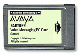 Avaya Partner PCMCIA voice mail PC card release 3 2 ports 16 mailboxes ACS
